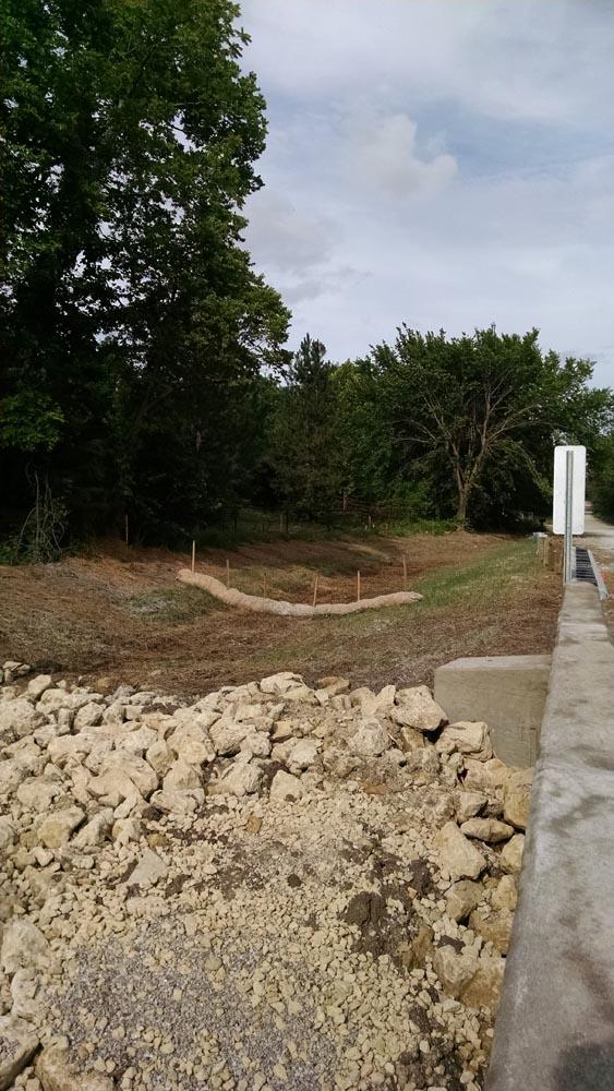 Erosion Control Blanket Challenger Construction Usa